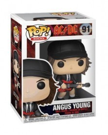 Funko POP AC/DC Angus Young!