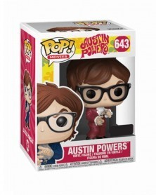 POP Movies - Austin Powers (Red Suit)