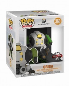 POP Games - Overwatch - Orisa (OR-15 Skin Exclusive)