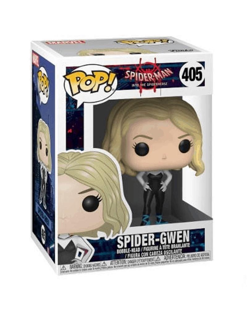 POP Marvel - Spider-Man Into the Spider-Verse - Spider-Gwen