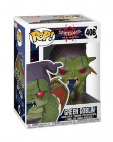 POP Spider-Man: Into The Spider-Verse - Green Goblin