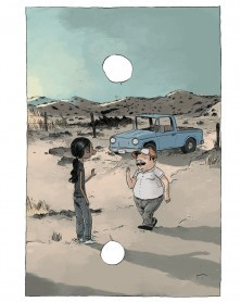Rendez-Vous em Phoenix, de Tony Sandoval