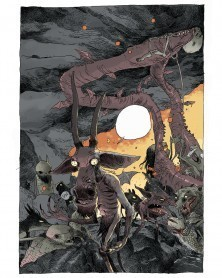 Mil Tormentas, de Tony Sandoval
