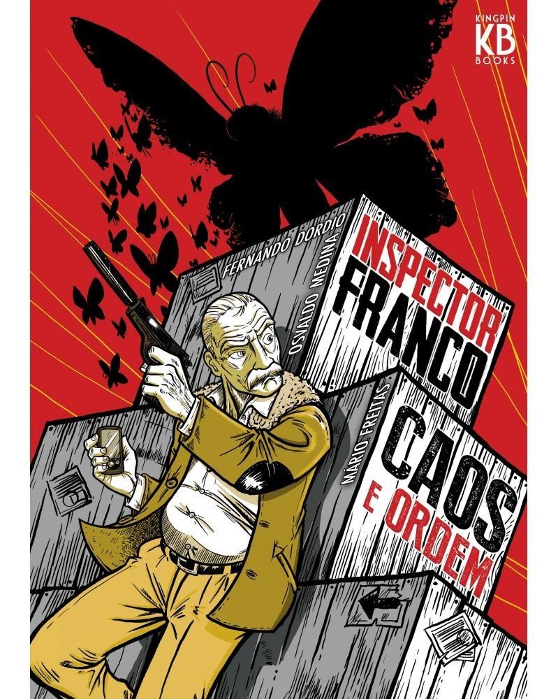 Franco: Caos e Ordem (capa dura)