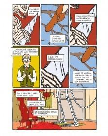 Palmas Para O Esquilo, de David Soares