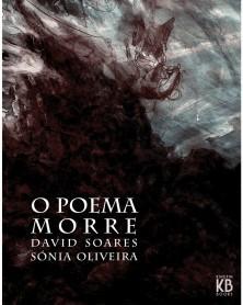 O Poema Morre, de David Soares, capa