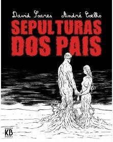 Sepulturas dos Pais, de David Soares, capa