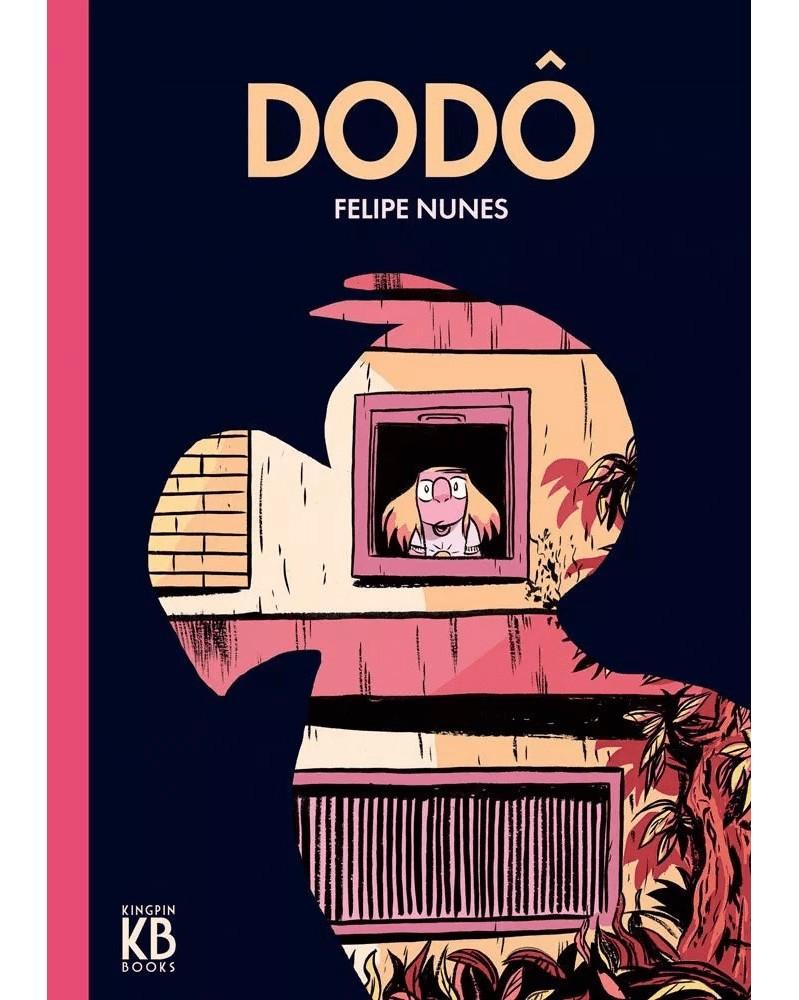 Dodô, de Felipe Nunes, capa