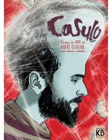 Casulo, Curtas de BD de André Oliveira, capa