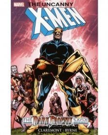 X-Men: Dark Phoenix Saga (Claremont/Byrne), capa