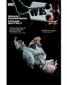 We3 TP (Grant Morrison e Frank Quitely), capa