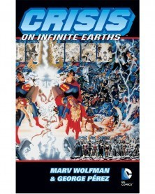 Crisis on Infinite Earths (capa mole)
