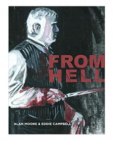 From Hell TP (de Alan Moore e Eddie Campbell), capa