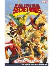 Marvel Super-Heroes Secret Wars (capa)