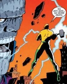 Black Hammer vol.2: The Event