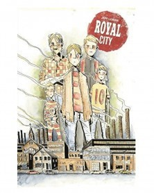 Royal City vol.1: Next of Kin, de Jeff Lemire, capa