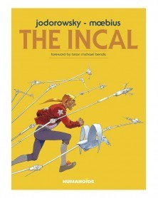 The Incal, de Jodorowsky e Moebius (edição integral), capa