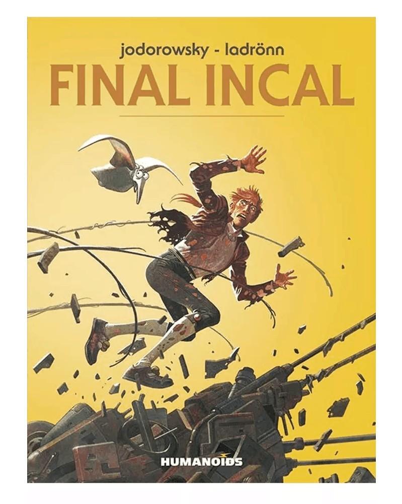 Final Incal, de Jodorowsky e Ladronn (edição integral capa dura)