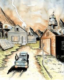 AD: After Death HC, de Scott Snyder e Jeff Lemire