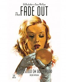 Fade Out: Crepúsculo em Hollywood (Brubaker e Phillips), capa