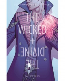 The Wicked + The Divine vol. 2: Fandemónio, capa