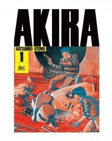 Akira vol.1 (Edição Portuguesa), capa
