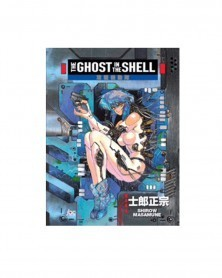 Ghost in The Shell (Edição Portuguesa), capa