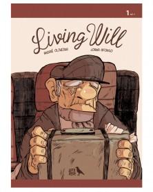 Living Will 1, de André Oliveira e Joana Afonso, capa