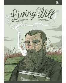 Living Will 5, de André Oliveira e Joana Afonso, capa