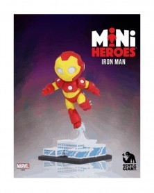 Marvel Mini Heroes: Iron ManFigure by Skottie Young, caixa