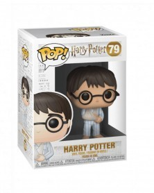 Funko POP Movies - Harry Potter with Pijamas, caixa