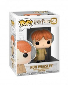 POP Movies - Harry Potter - Ron Weasley (Herbology), caixa