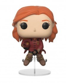 POP Movies - Harry Potter - Ginny Weasley (flying Quidditch)