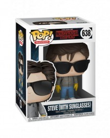 POP Television - Stranger Things  - Steve With Sunglasses, caixa