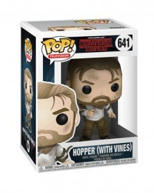 POP Television - Stranger Things - Hopper with Vines