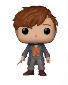 POP Fantastic Beasts: The Crimes of Grindelwald - Newt Scamander