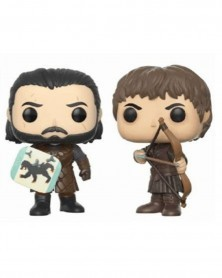 POP Game of Thrones - Battle of the Bastards 2-Pack