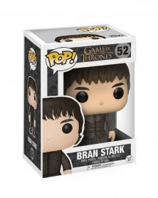 POP Game of Thrones - Bran Stark (Wave 7), caixa