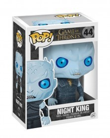POP Game of Thrones - Night King, caixa