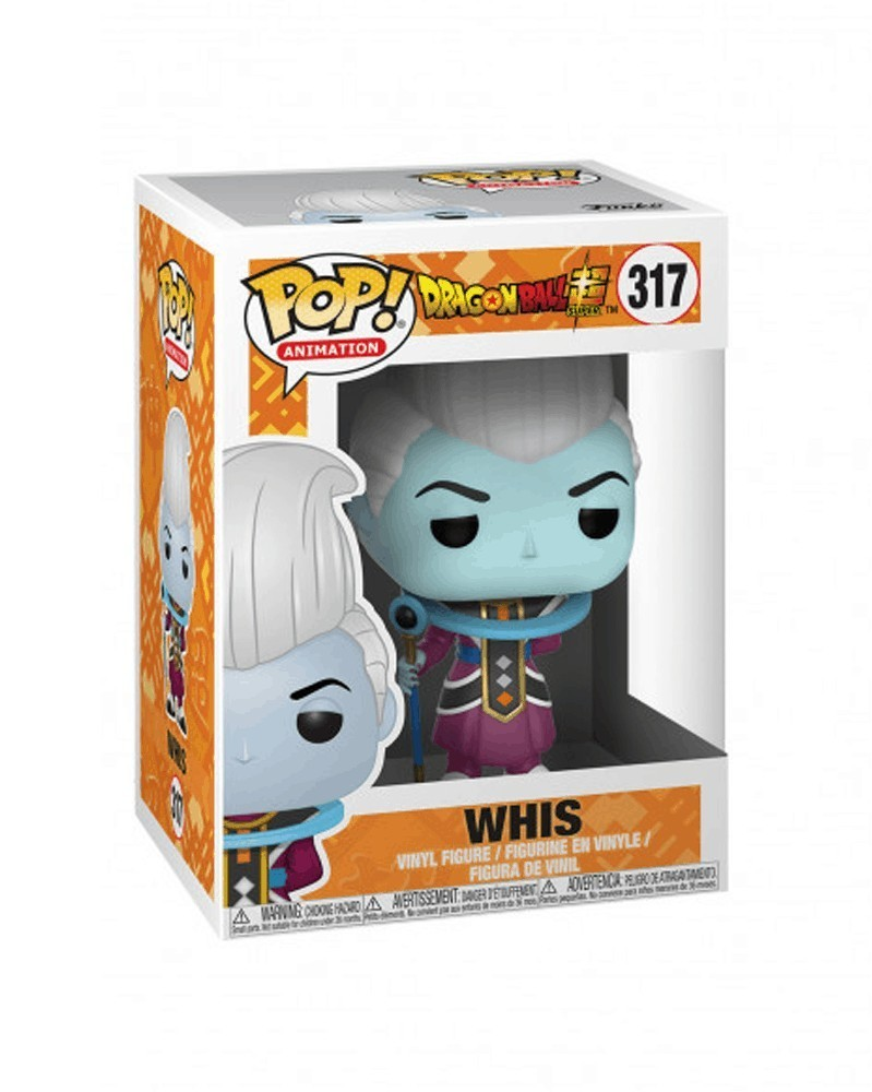POP Animation - Dragonball Super - Whis, caixa