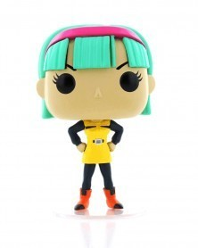 POP Animation - Dragonball Z - Bulma (Yellow)