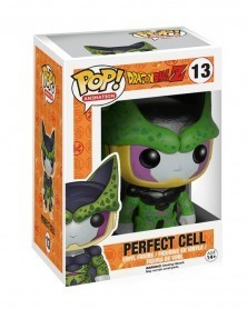 POP Animation - Dragonball Z - Perfect Cell, caixa