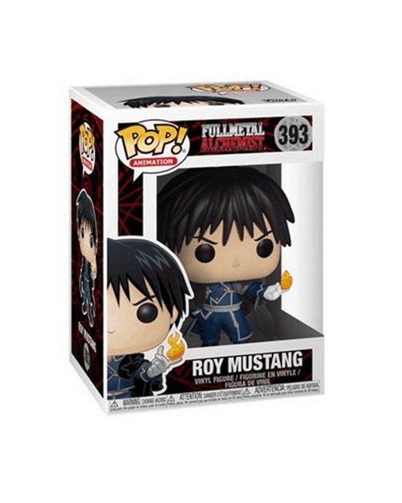 POP Animation - Fullmetal Alchemist - Roy Mustang, caixa