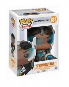 Funko POP Games - Overwatch - Symmetra, caixa