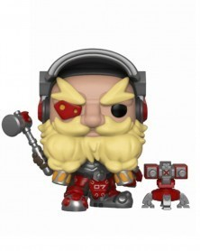Funko POP Games - Overwatch - Torbjörn