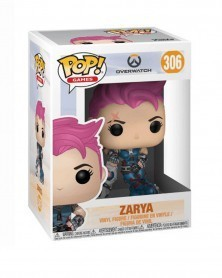 Funko POP Games - Overwatch - Zarya, caixa