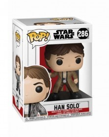 POP Star Wars Ep.6 - Han Solo (Endor), caixa