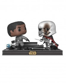 POP Star Wars - 2-Pack - Movie Moments - Rematch on the Supremacy