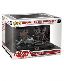 POP Star Wars - 2-Pack - Movie Moments - Rematch on the Supremacy, caixa