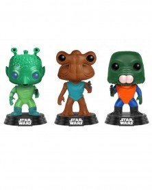 POP Star Wars - 3-Pack - Greedo, Hammerhead, Walrus Man